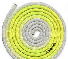 Скакалка 3m Pastorelli mod. New Orleans col. Yellow-White FIG