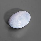 Ангелит зріз каменю шліфований, 846ФГА, фото 2