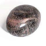 Місячний камінь колекційний мінерал зріз каменю шліфований, 849ФГЛ, фото 2