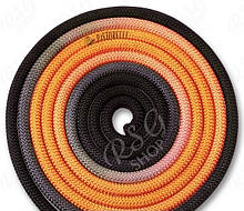Скакалка 3m Pastorelli mod. New Orleans col. Orange-Black FIG