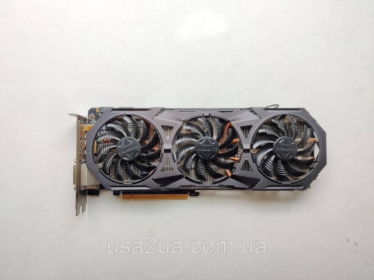 Відеокарта Gigabyte G1 Windforce GeForce GTX 1070 8GB gddr5 256 BIT гарантія кредит