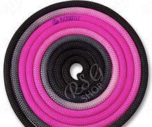 Скакалка 3m Pastorelli mod. New Orleans col. Pink-Black FIG