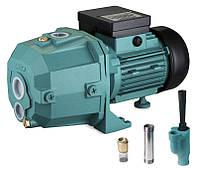 Насос ц/бежный 0.75кВт Hmax 80м Qmax 85л/мин (внешний эжектор)