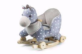 Конячка-гойдалка з коліщатками Kinderkraft