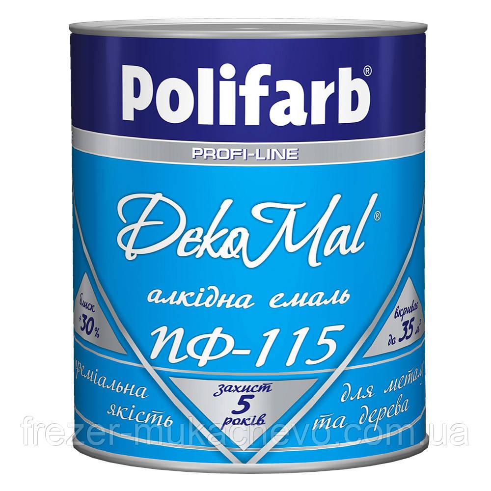 DekoMal ПФ-115 салатова 0,9 кг