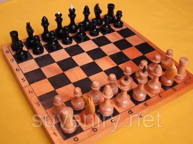 Шахматы из дерева оптом и в розницу в Украине, лучшие цены