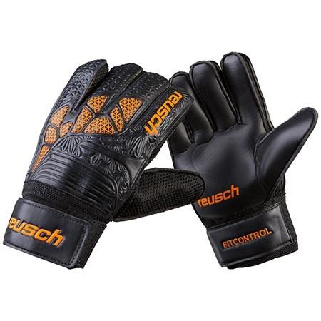 Рукавички воротарські Reusch з захисними вставками на пальці, розмір 7