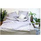 Комплект постельного белья Viluta ранфорс евро 19006, фото 2