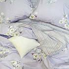 Комплект постельного белья Viluta ранфорс евро 19006, фото 6
