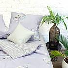 Комплект постельного белья Viluta ранфорс евро 19006, фото 3