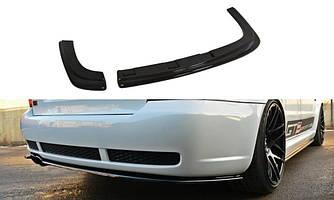 Елерон Audi RS4 B5 дифузор тюнінг обвіс (V1)