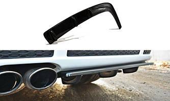 Елерон Audi RS4 B5 дифузор тюнінг обвіс (V2)