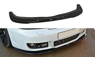 Спліттер Audi RS4 B5 елерон тюнінг обвіс