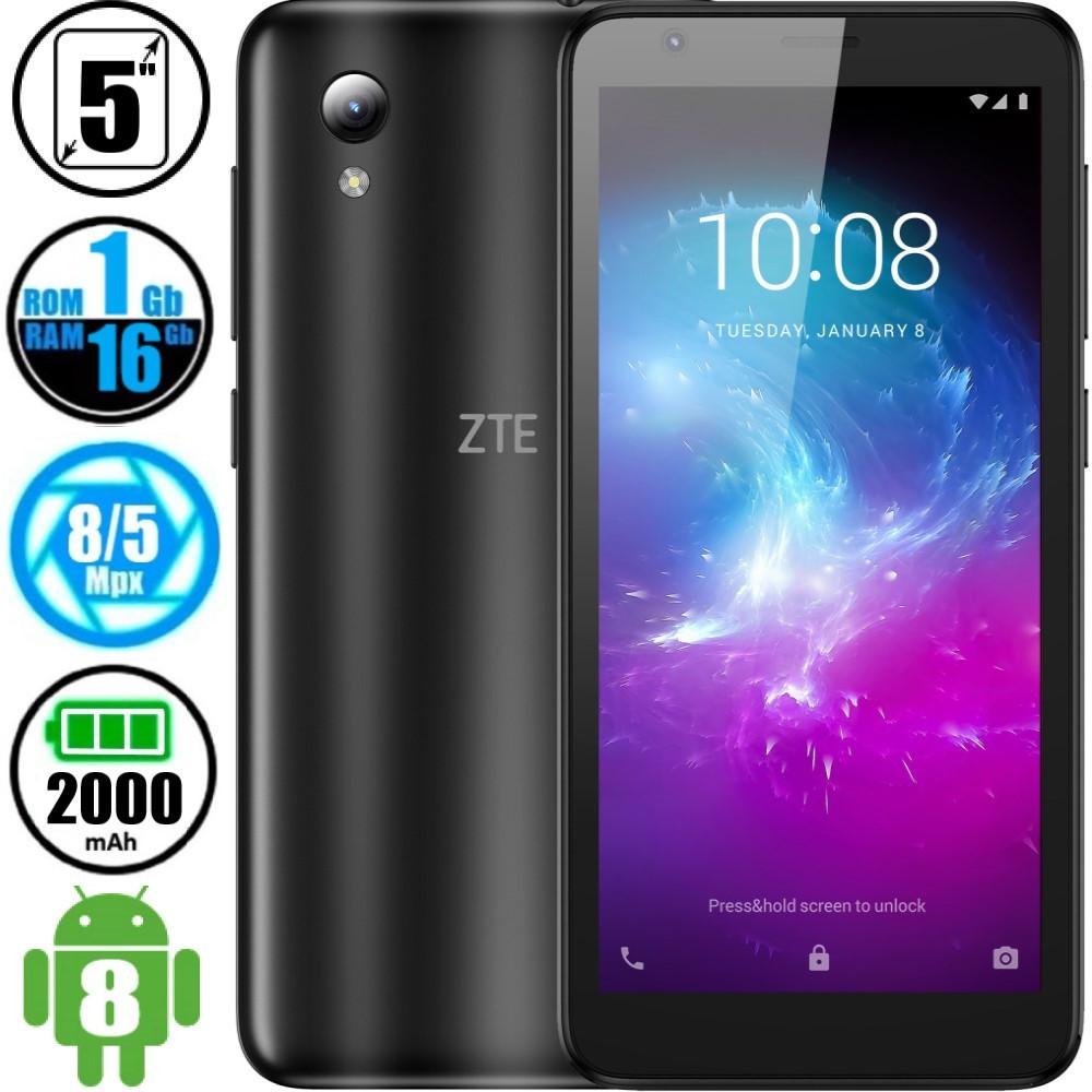 Смартфон ZTE L8 (1/16GB) Black