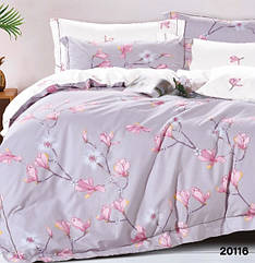 Комплект постельного белья Viluta ранфорс евро 20116