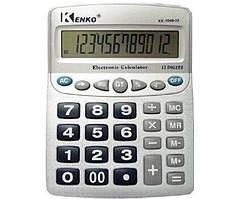 Калькулятор KK-1048 Серый