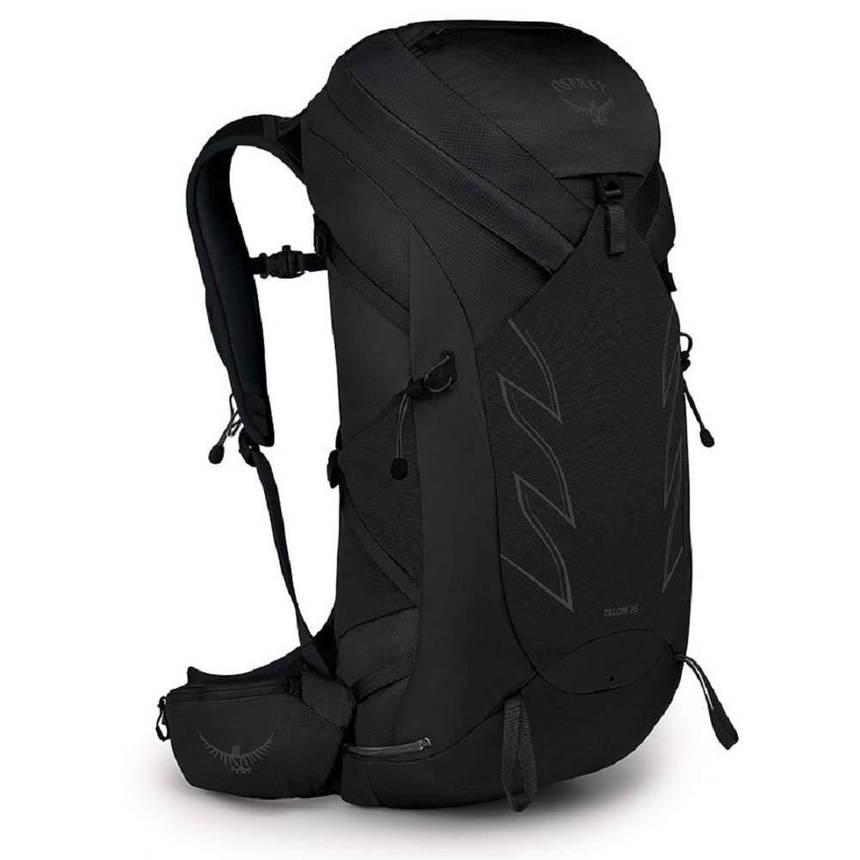 Рюкзак Osprey Talon 36 L/XL (2021) Stealth Black, фото 2