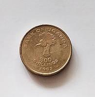 500 шилінгів Уганда 2003 р., фото 1