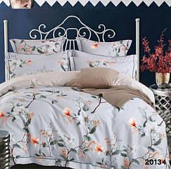 Комплект постельного белья Viluta ранфорс евро 20134