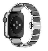 Керамічний Браслет Grand для Apple Watch 38/40 мм Black