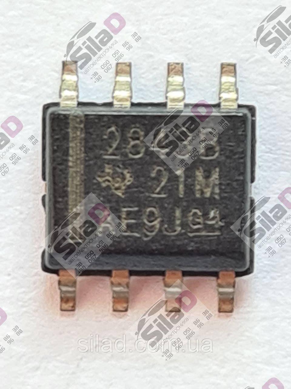 Микросхема TL2843 2843B Texas Instruments корпус SOIC-8
