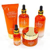 Подарунковий набір по догляду за обличчям Images Essence Blood Orange c екстрактом цитруса, що очищає, зволожуючий