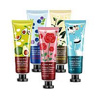 Подарунковий набір кремів для рук Rorec Hand Cream Gift Box 5*30g Живильний (5023-16134)