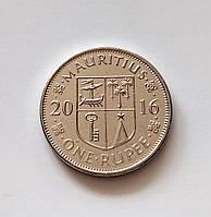 1 рупия Маврикий 2016 г., фото 1