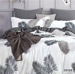 Комплект постельного белья Viluta ранфорс двуспальный 20128