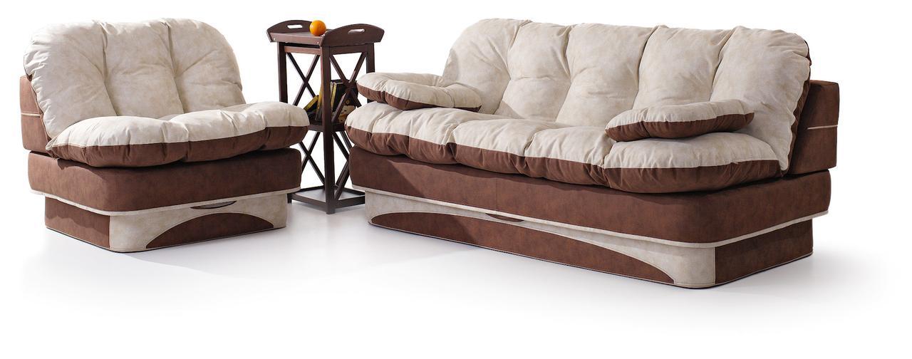 Безкаркасний диван Люсі 140