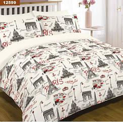 Комплект постельного белья Viluta ранфорс двуспальный 12599