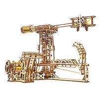 Механические 3D пазлы UGEARS - «Авиатор»