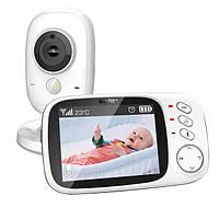 Цифрова беспровідна відеоняня Baby Monitor VB603