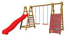 Детская игровая площадка для улицы / двора / дачи / пляжа SportBaby-5 SportBaby