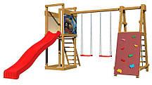 Детская игровая площадка для улицы / двора / дачи / пляжа SportBaby-6 SportBaby