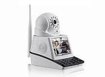 IP камера з екраном HLV Home Guard Net Camera 1758