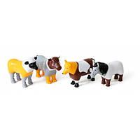 Игрушка 3D пазл Popular Playthings животные фермы (PPT-62001)
