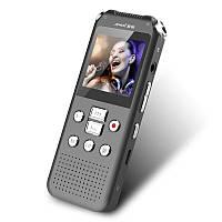 Диктофон + видеорегистратор + фотоаппарат 3в1 Amoi E730 Серый (100611)