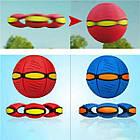 Літаючий м'яч трансформер Phlat Red Ball dm2830 Червоний, фото 2