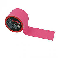 OPROtec, Кинезиологический тейп Kinesiology Tape (TEC57543) Pink 5cм*5м, Розовый, 5cм*5м, фото 1