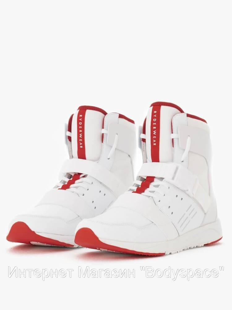 Ryderwear, Кросівки X-Force Hi-Top White, Білий, 43