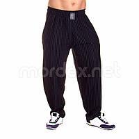 Mordex, Штаны спортивные зауженные Мордекс MD3591-4 черный/серый, Черный/серый, L, фото 1