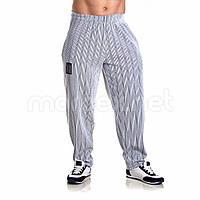 Mordex, Штаны спортивные зауженные Мордекс MD3600-12 черный/белый, Черный/белый, 2XL, фото 1