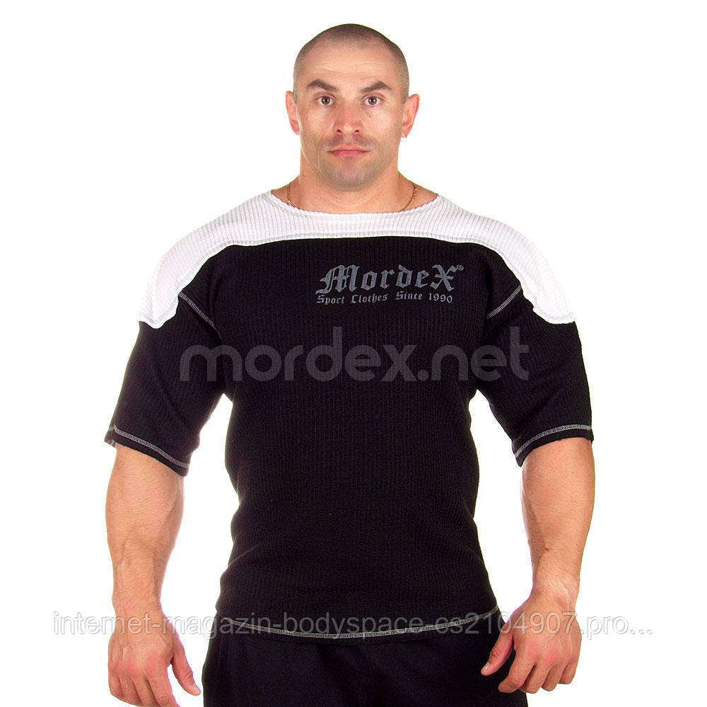 Mordex, Размахайка Mordex чорний/білий MD4315, Чорний/білий, M