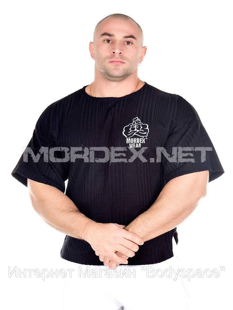 Mordex, Размахайка Mordex MD4930, чорна, Чорний, S