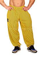 Mordex, Штаны спортивные зауженные Мордекс MD3600-13 желтые, Жёлтый, XL