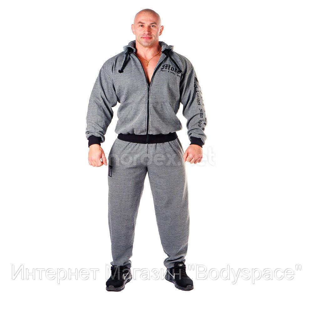 Mordex, Костюм спортивный Мордекс MD5154-3 серый, Серый, M