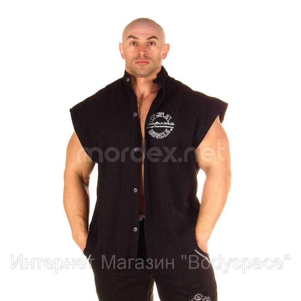 NPC, Рубашка Sleeveless Rib Top, черная