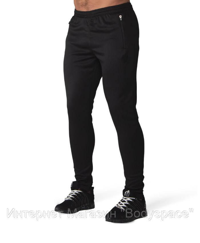 Gorilla Wear, Штани спортивні Ballinger Track Pants Black/Black L