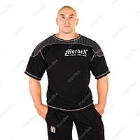 Mordex, Размахайка наружный оверлок Gym Sport Clothes MD6148 черно-серая, Черный/серый, M, фото 1